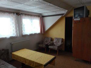 ubytovanie Radana Štrba apartmán sever spoločenská miestnosť