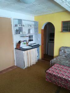 ubytovanie Radana Štrba apartmán sever kuchynka