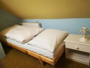 ubytovanie Radana Štrba apartmán sever spálňa 2